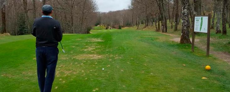 Izki Golf ya prepara el encanto del otoño