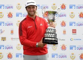 Cuatro victorias para el golf masculino español en 2018