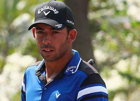 Pablo Larrazábal, a la caza de Emiliano Grillo tras la segunda jornada en La India