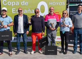 Lleno total en el estreno de la Copa de España 9 Hoyos