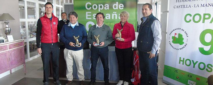 Palomarejos acoge el estreno de la Copa de España de 9 Hoyos