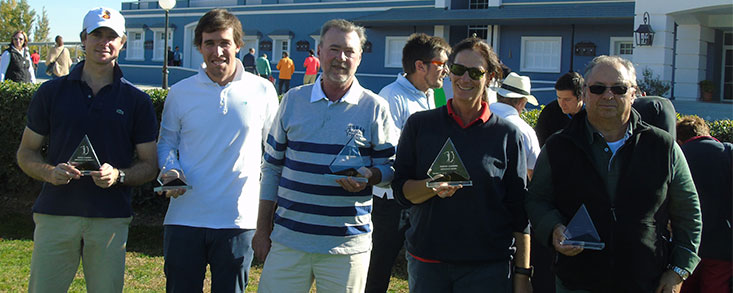 Final del Romycana Golf Tour en Palomarejos