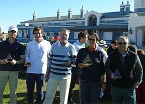 Final del Romycana Golf Tour en Palomarejos