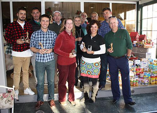 Torneo de Navidad solidario