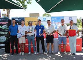 Clasificados en Palomarejos para la Final Nacional del WAGC