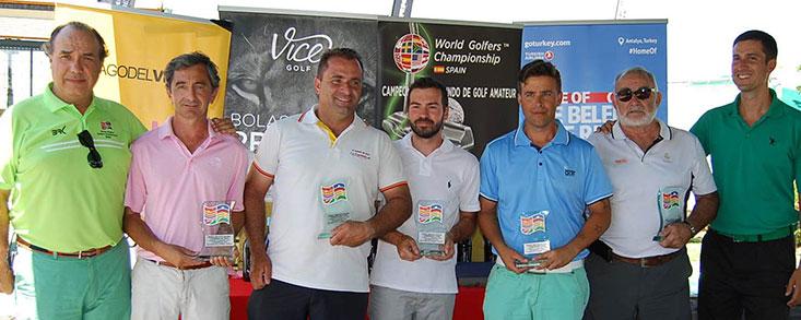 XXI Campeonato del mundo amateur