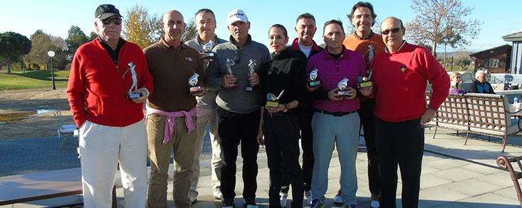 Torneo de Navidad en Palomarejos