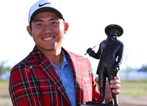 C. T. Pan (-12) estrena palmarés en el PGA Tour con Cabrera Bello a 6 golpes