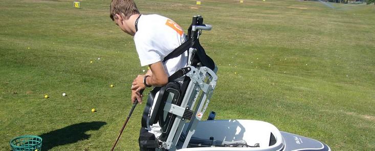 El Comité Paralímpico Internacional descarta el golf para los Juegos
