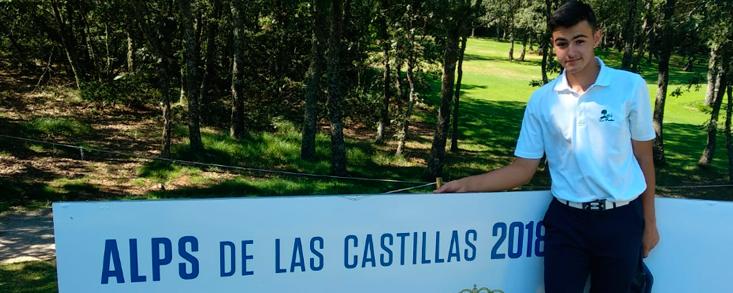 Ruben Pardo, de las Pinaillas, jugará con profesionales