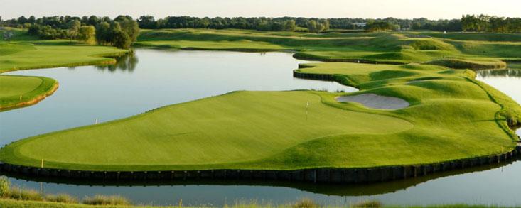 El Open de Francia, examen de calidad para el golf del Viejo Continente