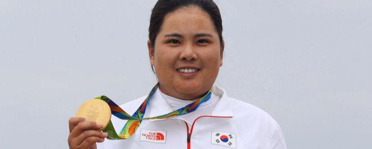 Imbee Park, ganadora de la medalla de oro, no jugará el Evian Championship