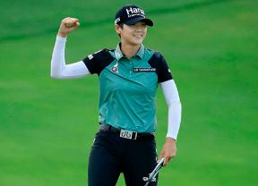 Sung Hyun Park defiende título frente a Carlota Ciganda y Azahara Muñoz
