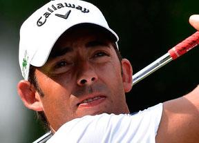 Pablo Larrazábal reacciona y ya está en el Top 20 a siete golpes de Wiesberger