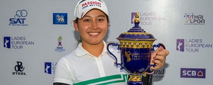 Atthaya Thitikul logra su segunda victoria con sólo 16 años