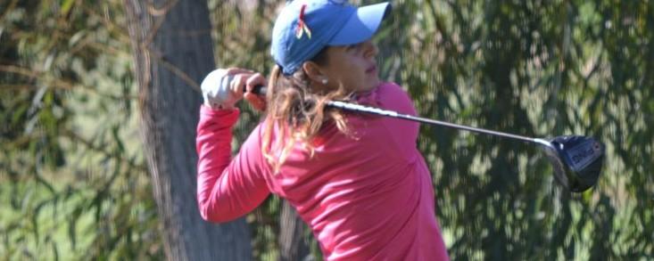 Patricia Sanz y Patricia Lobato colíderes en Norba Golf