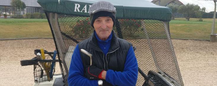 Pedro Matute, de las Tres mil viviendas de Sevilla al golf de La Cartuja