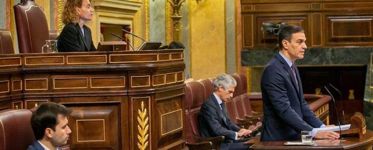 El Congreso aprueba la ampliación del estado de alarma