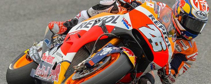 Pedrosa renueva su contrato con Honda hasta 2018