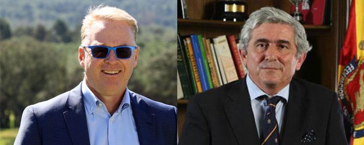 Gonzaga Escauriaza y Keith Pelley coinciden: