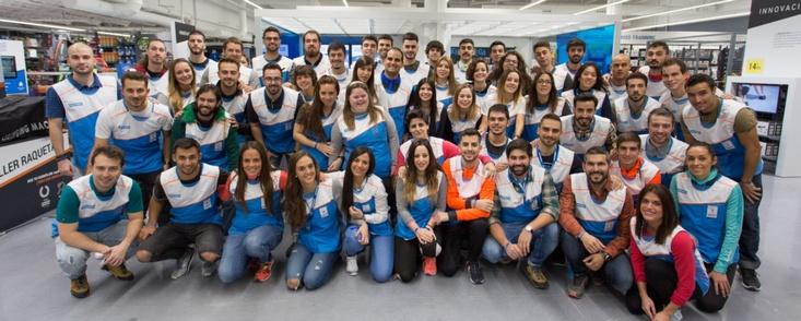 c6069f190 Más Decathlon en Madrid con una nueva gran tienda