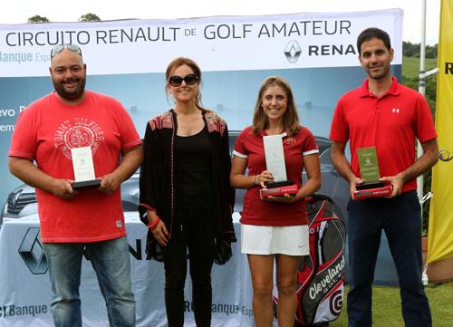 La mejor jugadora de Cantabria se impone en Santa Marina Golf
