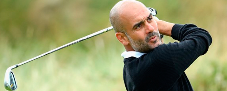 Pep Guardiola jugará el ProAm de Wentworth