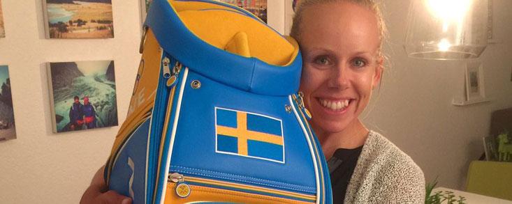 Diseño y colorido para las bolsas olímpicas