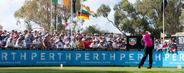 Doble fecha australiana y la Eurasia Cup, principales cambios en el primer tercio de temporada en el European Tour