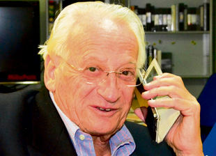 Fallece Peter Lewin, fundador del Grupo Golf Park