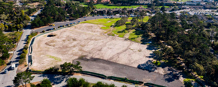 Tiger Woods desvela detalles de los pares 3 que diseña en Pebble Beach