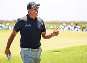 El PGA Championship le regala a Mickelson una subida de 83 posiciones