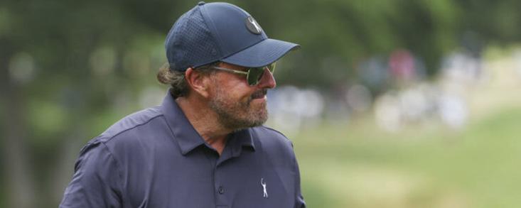 ¿Y si Phil Mickelson es el gran tapado de esta 103º edición del PGA Championship?
