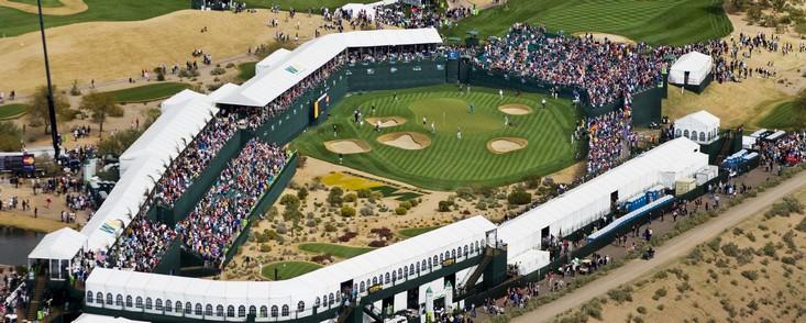 El Waste Management Phoenix Open, torneo del año en el PGA Tour