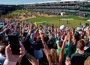 El torneo en el TPC de Scottsdale generará casi 500 millones de dólares