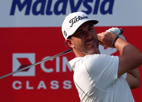 Scott Piercy golpea primero en Malasia