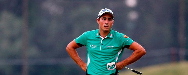 Carlos Pigem, del PGA Cataluña al Manila Southwoods Golf C.C.