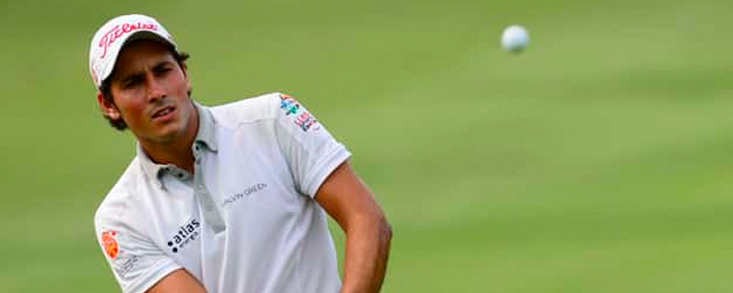 Carlos Pigem no se esconde para la ronda final en Suiza