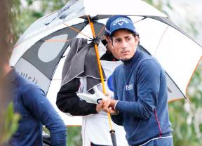 El viento obliga a suspender la segunda ronda del Open de Portugal