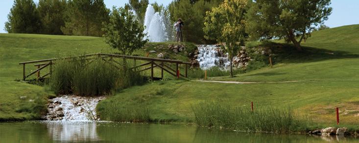 Golf Las Pinaillas se prepara para la Copa de España de 9 Hoyos