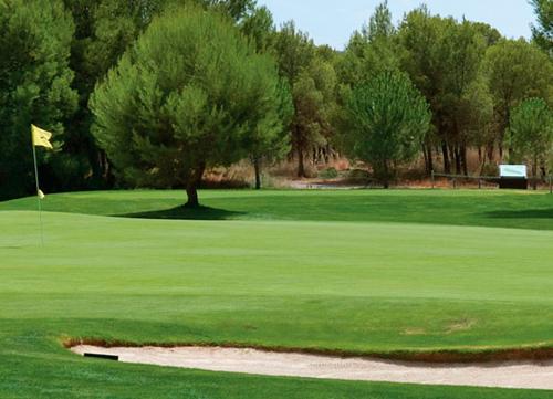 Golf Las Pinaillas ya espera el Campeonato de España Sub 18