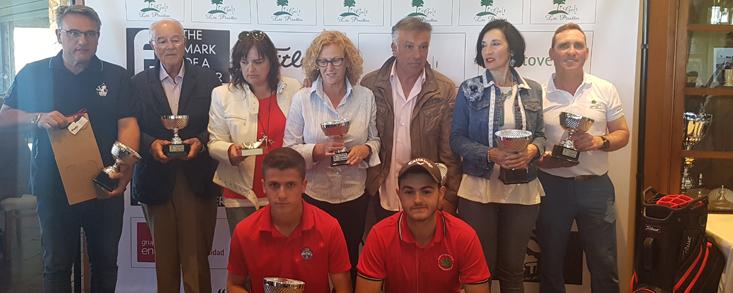 Golf Las Pinaillas celebra su tradicional Torneo Aniversario
