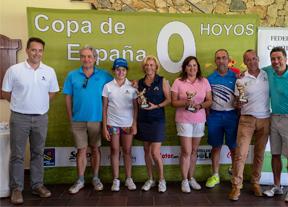 Fiesta de golf en Las Pinaillas