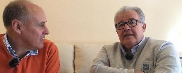 Javier Pinedo: 'Me acuerdo de aquella primera entrevista y se me pone la piel de gallina'