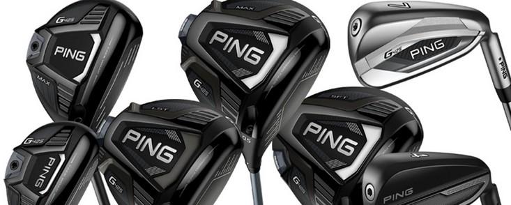 Los nuevos G425 de PING, material de última generación para disfrutar al 100%