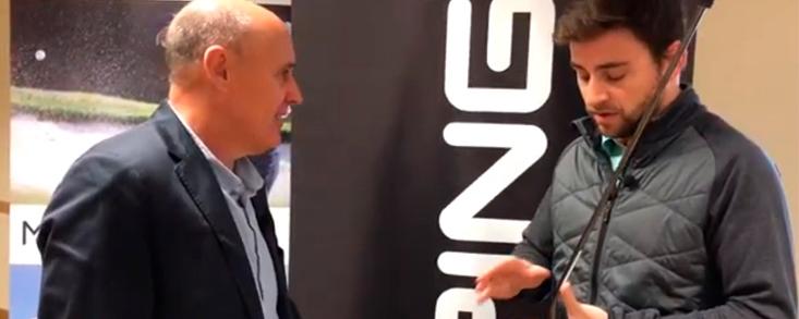 Los nuevos putt Heppler y los G710 analizados por Borja Lostau