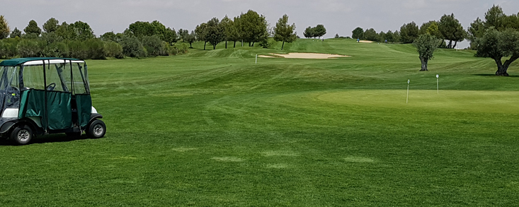 Las Pinaillas apuesta por el golf juvenil