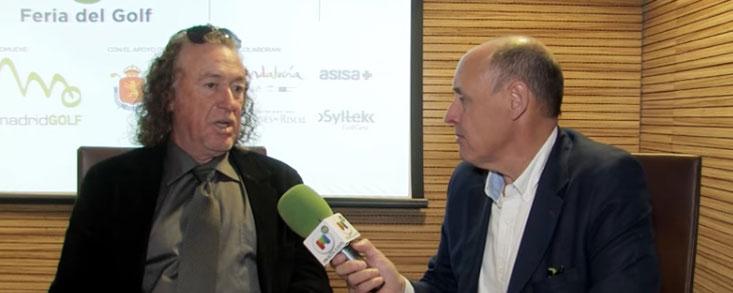 Jiménez: 'El golf necesita una feria como Unigolf'