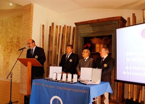 Fiesta del golf en la Comunidad Valenciana