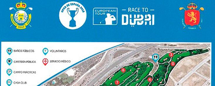 Guía para no perderse nada en el Open de España